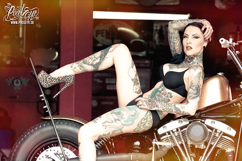 Makani Terror at Wasted Steel on Wheels (2013)