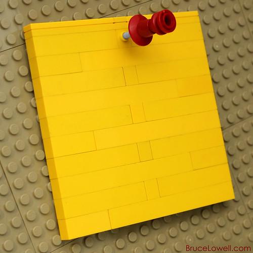 LEGO Thumb Tack