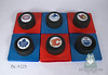 BC4223 hockey puck mini cakes toronto oakville