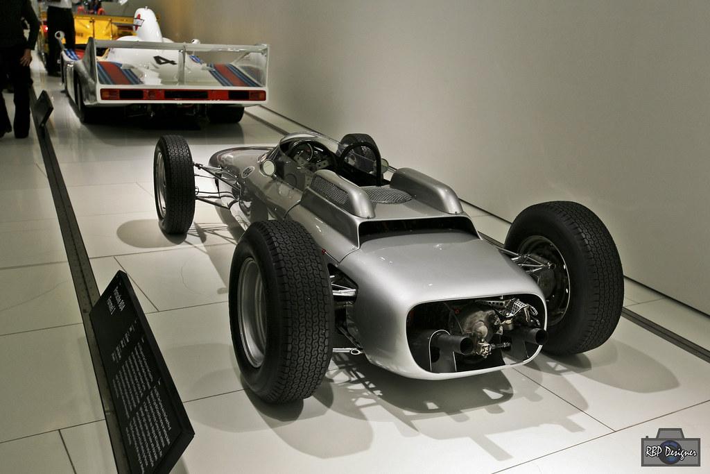 Porsche 804 - Fórmula 1 1962 | Stuttgart, Alemanha  Sobre o … | Flickr