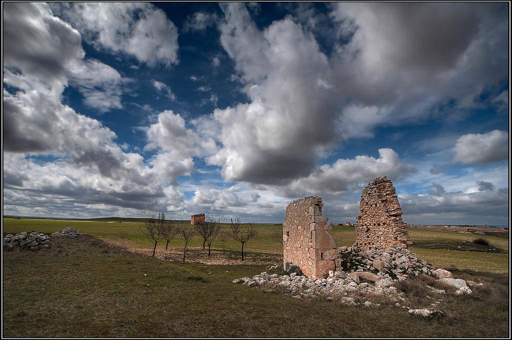 Palomar en Ruinas - Fuentelcesped (Burgos)
