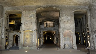 Image of Catacombe di San Gennaro. italy napoli naples catacombs itália sangennaro 18105mmf3556gvr