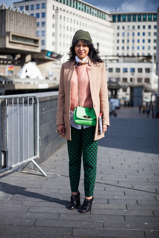Street Style - Rachel, Vogue Festival