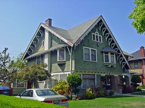 21a Minton House - 2645 Van Buren Pl - Craftsman Chalet (E)