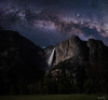 Milky Way in Yosemite