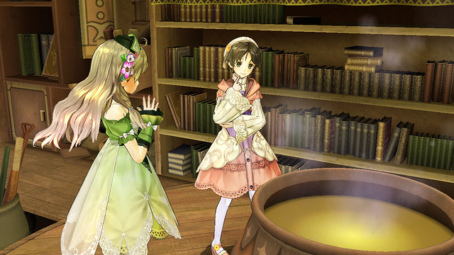 Atelier Ayesha: The Alchemist of Dusk Review