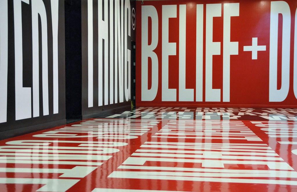 Belief + Doubt