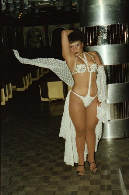 Venezuela Puerto Ordaz Disco Rasil Cabaret Show Ladies 1984 048