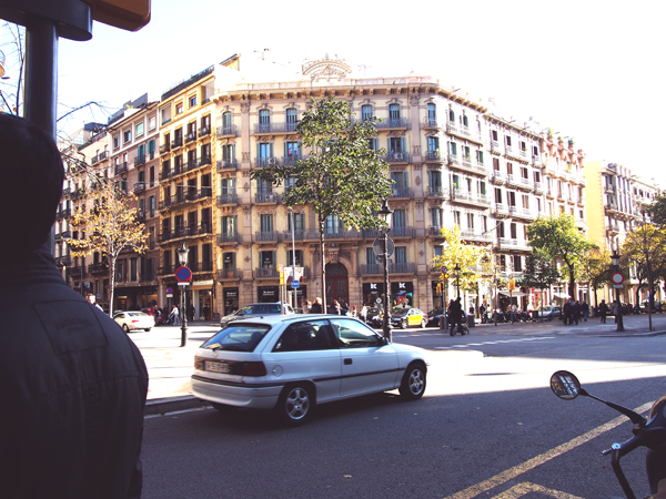 1 barcelona streets