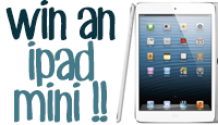 ipad mini giveaway