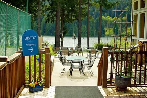Bistro at Westwood Lake