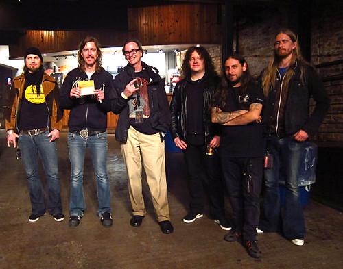 Me & Opeth 2013-05-04