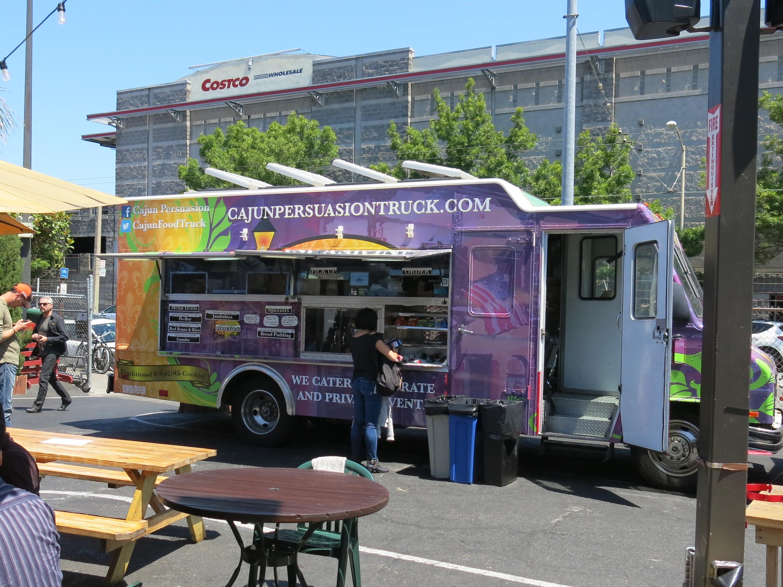Cajun Food Truck Tampa