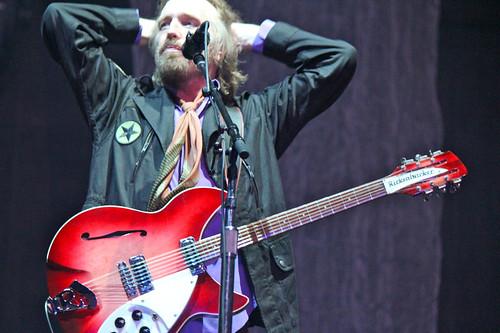 Tom Petty hands