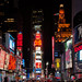 Time Square - NY by Mickael M
