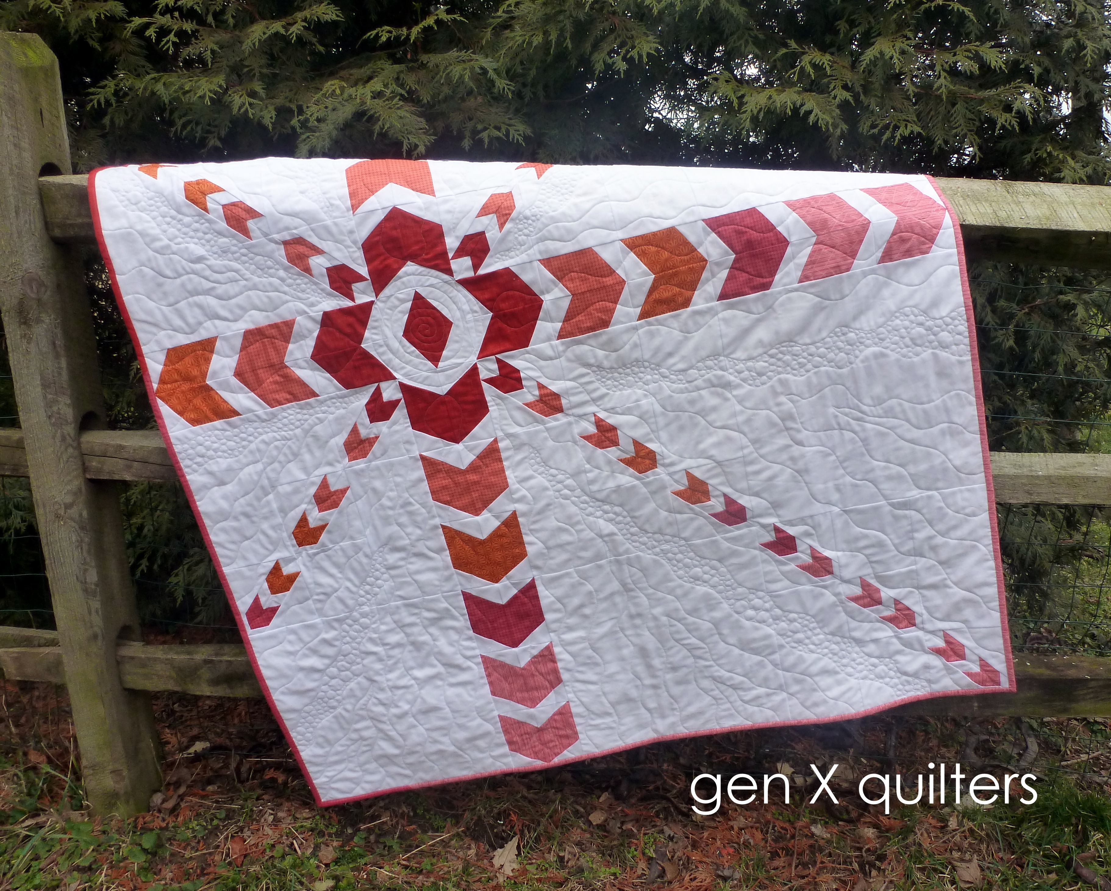 ripple quilting take 2