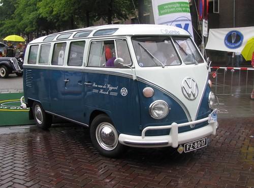 FZ-80-17 Volkswagen Transporter Samba 21raams 1965