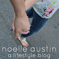 Grab button for Noelle Austin