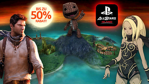 infamous uncharted gravity rush lbp diese woche im angebot. Black Bedroom Furniture Sets. Home Design Ideas