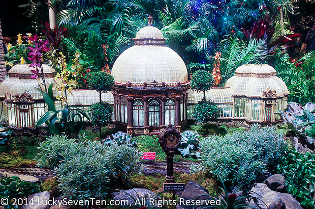 NYBG - New York Botanic Garden - Holiday Train Show - NYC Guide - Kids-32