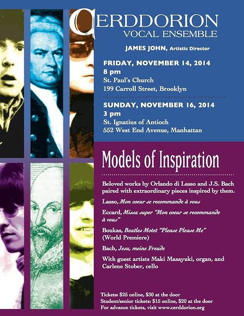 Models of Inspiration