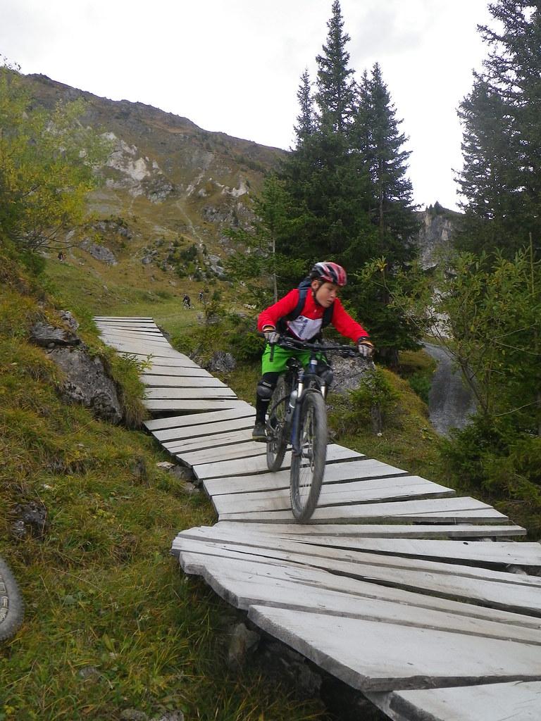 Jugendsport Lager Davos 2015