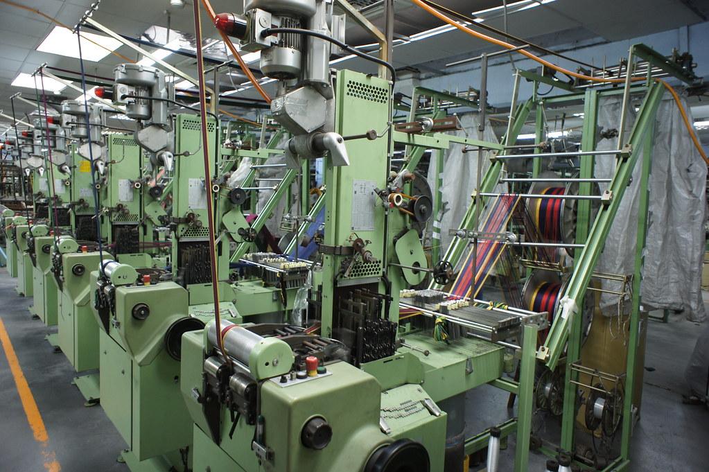 台中市沙鹿區世帶相傳織帶博物館 (10)