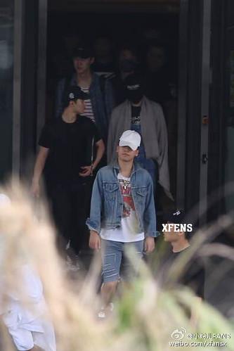 BIGBANG Arrival Nanning (6)