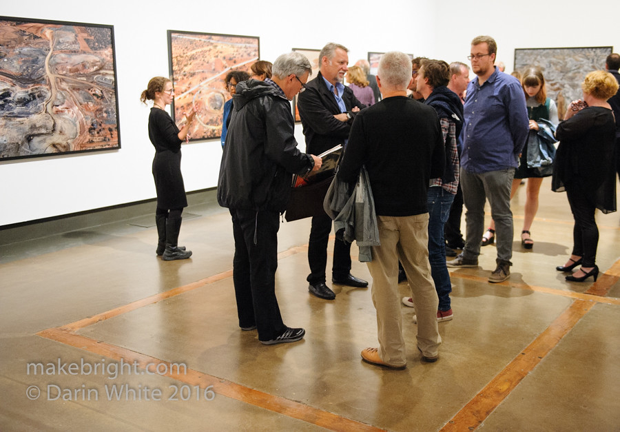 Ed Burtynsky show at KWAG - Sept 2016 094
