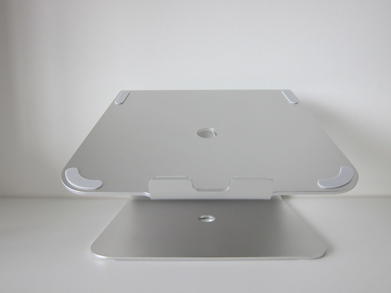 ErgoSilver Laptop Stand - Front