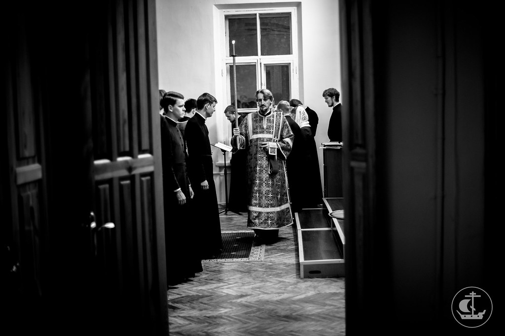 10 сентября 2016, Всенощное накануне дня памяти Усекновения главы Иоанна Предтечи / 10 September 2016, Vigil on the eve of the Beheading of John the Baptist