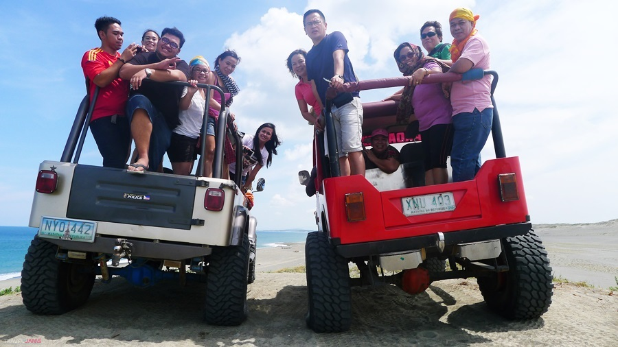 Luzon Road Trip | Ilocos Norte