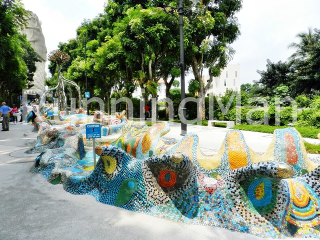 Sentosa Merlion Plaza 02