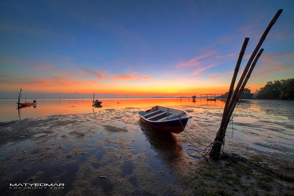 Jubarak Low Tide