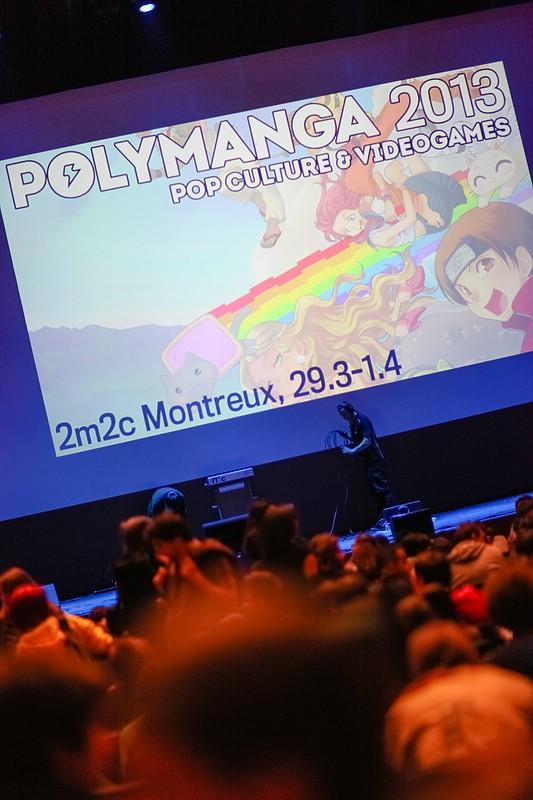 Polymanga