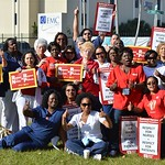 SOUTH FLORIDA NURSES WIN FIRST UNION CONTRACTS