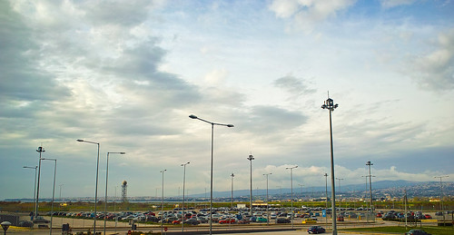 cars airport view streetlamps parking thessaloniki lamps skg airportparking airportview θεσσαλονίκη αεροδρόμιο κρατικόσαερολιμένασθεσσαλονίκησμακεδονία airportofthessalonikimacedonia αεροδρόμιομακεδονία
