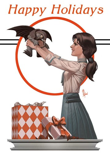 Happy Holidays from Irrational Games