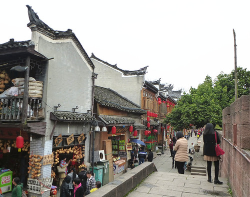 Hunan13-Fenghuang-Ville-Rive Sud (3)