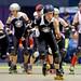Cincinnati Rollergirls Black Sheep vs. Bleeding Heartland Rollergirls Flatliners, 2013-04-06