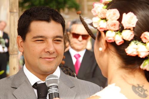 matrimonio en Puro caballo