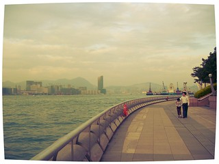Doing the Hong Kong Walk