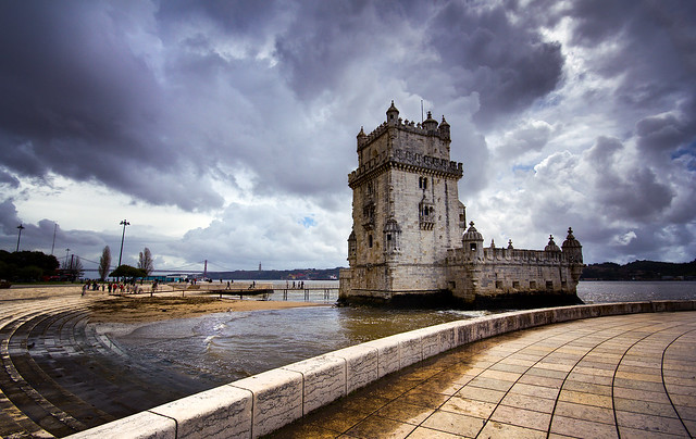 Torre de Belém (HDRlabs top 30 most interesting, April 2013)
