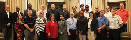 Lean Six Sigma Green Belt Graduates Spring 2013