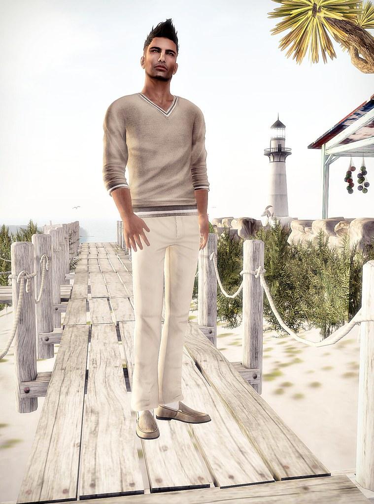 Paradise-Kiss-Yoko-sweater-Beige
