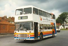 Hampshire Bus.