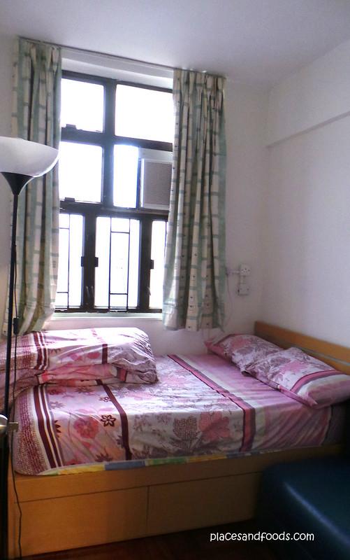 budget apartment hong kong room two