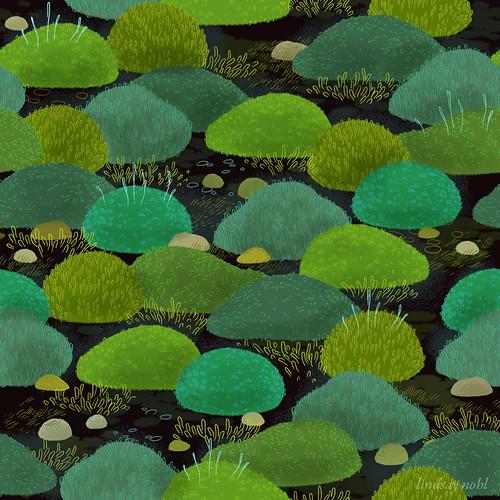 Moss by Lindsay Nohl