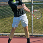 13-0071 -- Men's tennis vs Monmouth