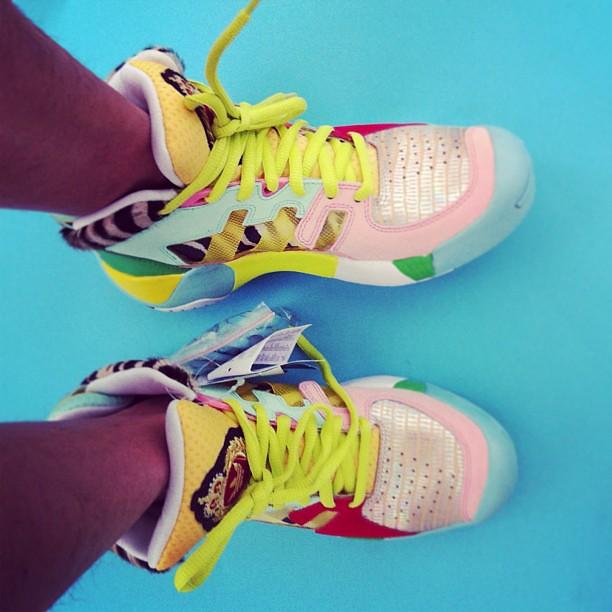 New #sneakers #sneakersnstuff #adidas #jeremyScott #streetball